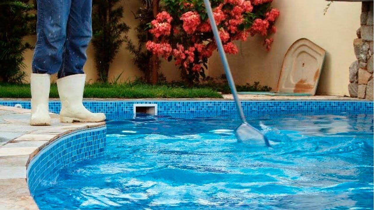 Limpeza de piscina: saiba os cuidados para mantê-la sempre limpa