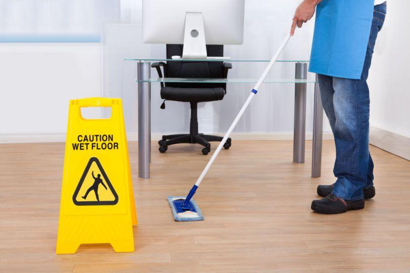Influência da limpeza do ambiente na produtividade
