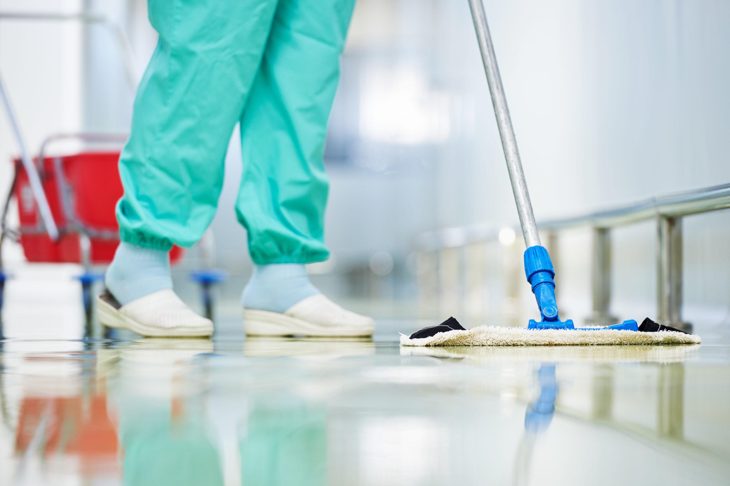 Limpeza hospitalar: tudo o que você precisa saber