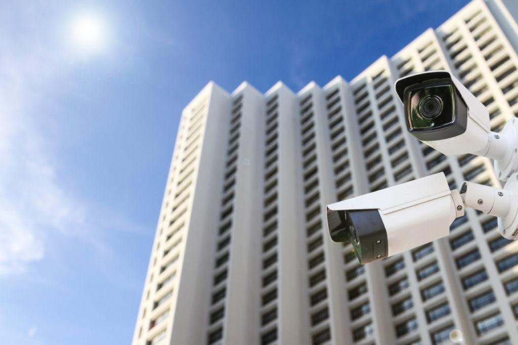 Câmeras de segurança em condomínio: Tudo o que você precisa saber