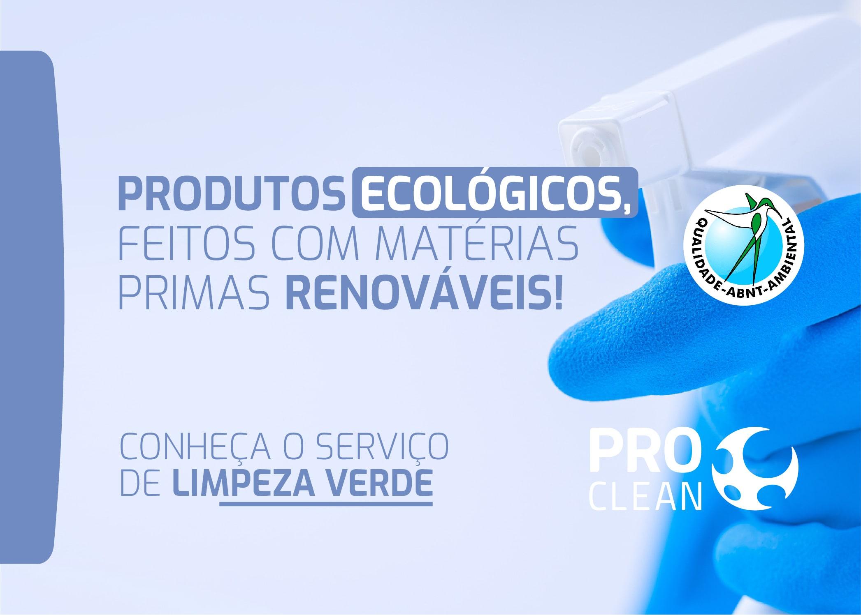 Pro Clean Limpeza e Conservação