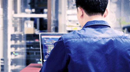 Manutenção de sistemas de segurança eletrônica