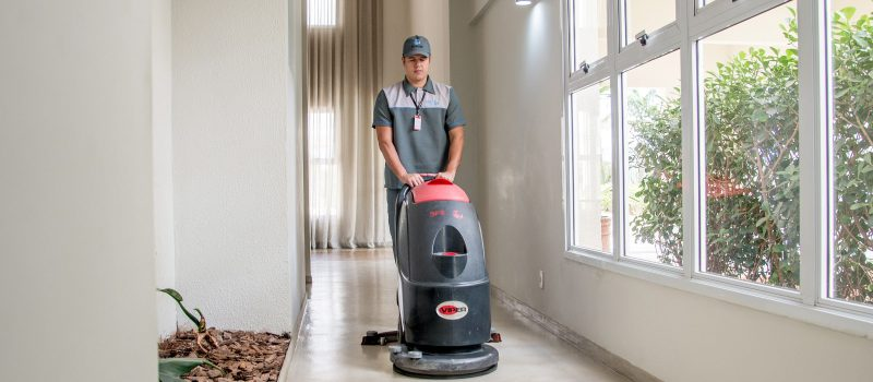 Limpeza Industrial Pro Clean Pro Security