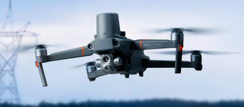 Ronda com Drones de Segurança